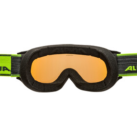 Alpina Challenge 2.0 Multimirror S2 Goggles black green